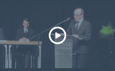 Ślubowanie Burmistrza Opola Lubelskiego