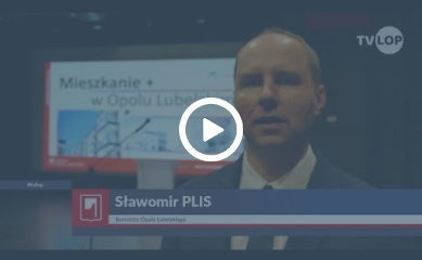 TV LOP // Mieszkanie plus w Opolu Lubelskim